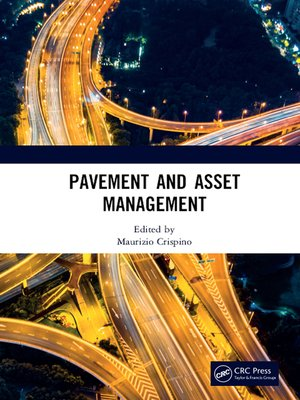 cover image of Pavement and Asset Management